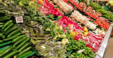 Gemüse Preise