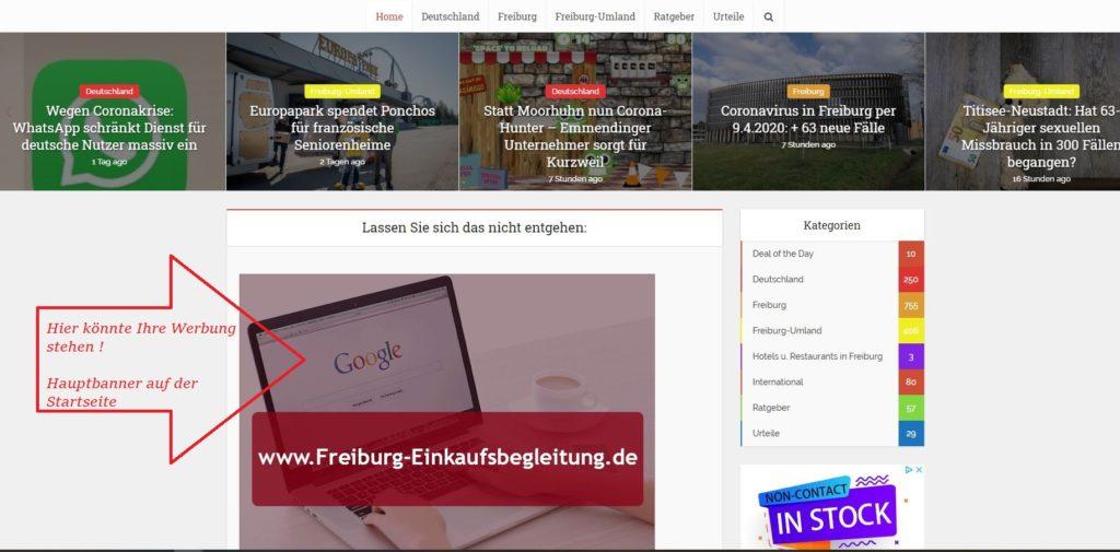 Startseite Hauptbanner Freiburg Nachrichten