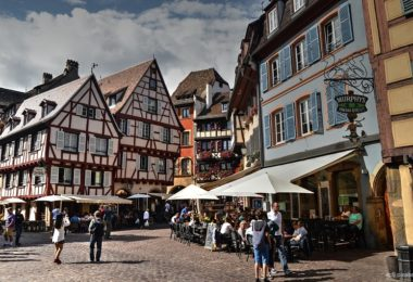 colmar-frankreich