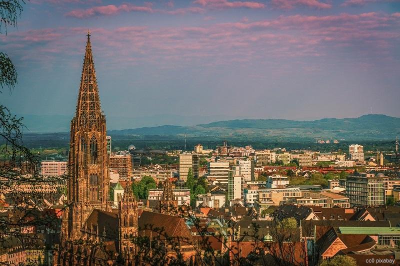 freiburg-muenster-stadtansicht