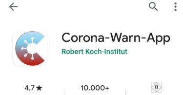 Corona App Download