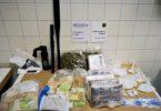 Kokain Geld Drogen Polizei Freiburg Hauptbahnhof
