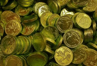 Münzen World Money Fair pixabay