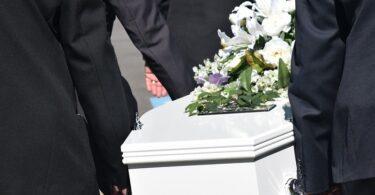 Beerdigung-sarg