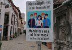 Maskenpflicht-Freiburg