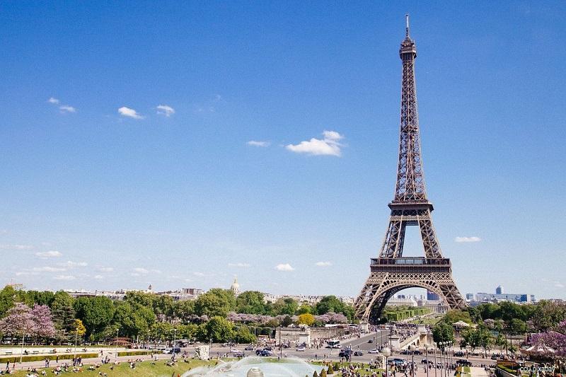 paris-frankreich-eiffelturm