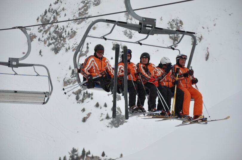 Skilehrer Österreich Corona
