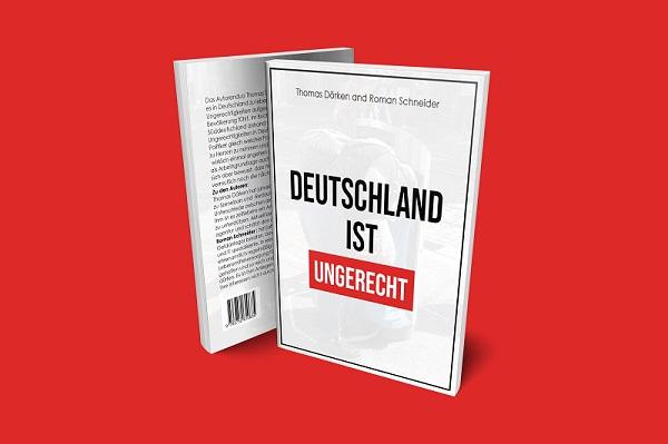 Buch Deutschland ist ungerecht