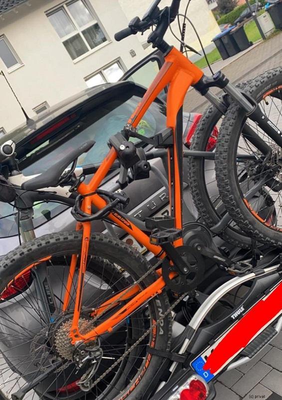 Foto Fahrrad gestohlen Freiburg Fischer E-Bike