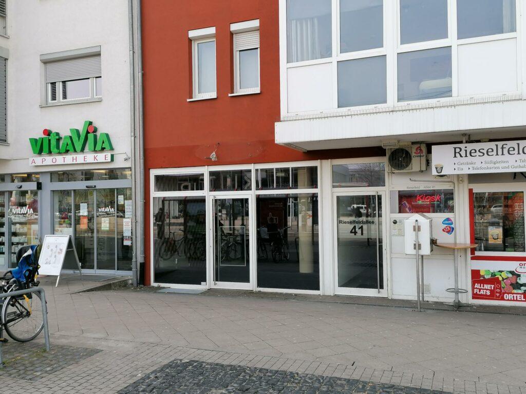 Post Freiburg Rieselfeld
