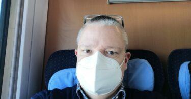 bahn-maske