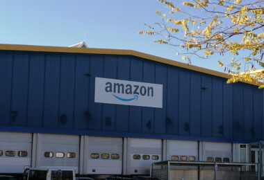 Amazon Verteilzentrum